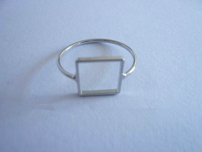 square simple ring