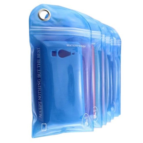 5pcs Waterproof Phone Case Bag - iPhone Waterproof Cases