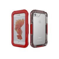Clip Latch Waterproof Phone Case - iPhone Waterproof Cases