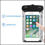 Double Design Phone Bag Armband - iPhone Waterproof Cases