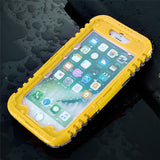 Heavy Duty Waterproof Phone Case - iPhone Waterproof Cases