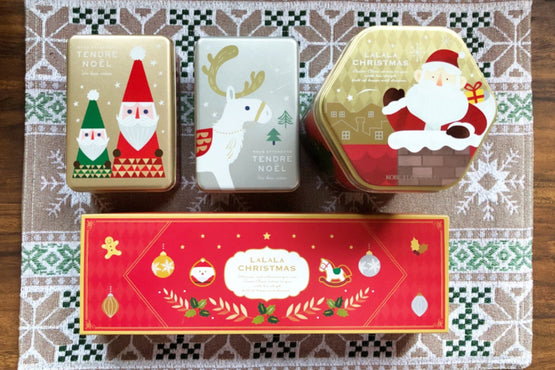 Finally, Kobe Fugetsudo Christmas sweets are available -- for a limited time!