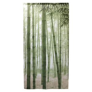Noren (Shop Curtain) -  Bamboo forest, 85 x 170cm