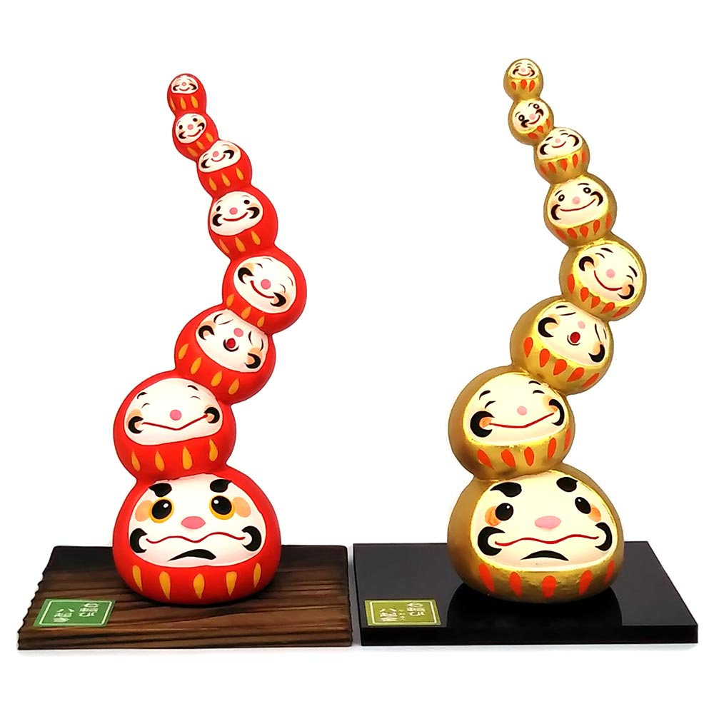 Daruma Mountain, Wishing doll to achieve goals, 2 Colors