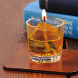 Whiskey Rock Candle