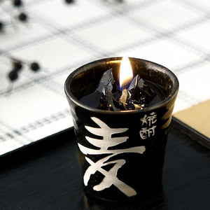 Barley Shochu Candle