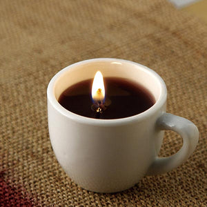 Hot Coffee Candle