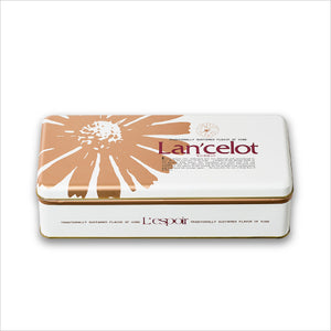 KOBE FUGETSUDO Lespoir Lancelot - 10 Cookies, Packaged in a tin