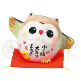 Lucky Owl, Invites Big Win, Height 5cm