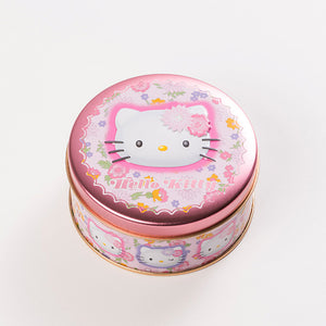 KOBE FUGETSUDO Hello Kitty Mini Gaufres (Pink) - 6 Mini Gaufres in a tin