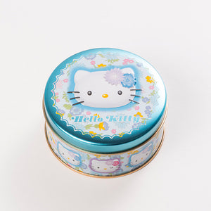 KOBE FUGETSUDO Hello Kitty Mini Gaufres (Blue) - 6 Mini Gaufres in a tin