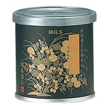 "Canned Matcha ""JYUFUKU NO MUKASHI"" 20g, Japanese Tea from Kyoto"
