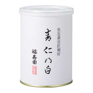 "Canned Matcha ""SEIJIN NO SHIRO"" 200g, Japanese Tea from Kyoto"