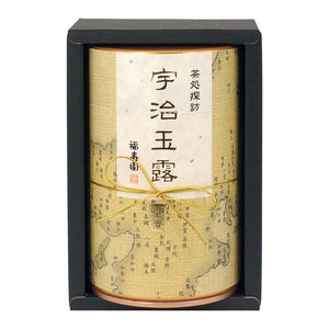 Uji Gyokuro 115g Canned Tea, Japanese Tea from Kyoto