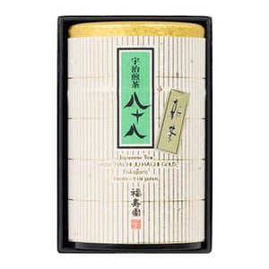 Shincha Hachi-Ju-Hachi (88) GOLD 85g, First flush tea, Japanese Tea from Kyoto
