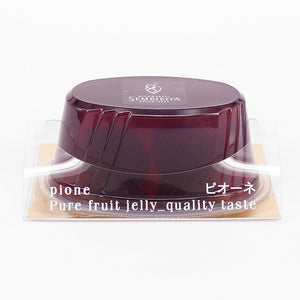 SEMBIKIYA Pure Fruits Jelly - Pione, 106g