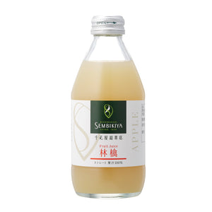 SEMBIKIYA Fruits Juice - Apple, 250ml, Additive-free, Glass bottle