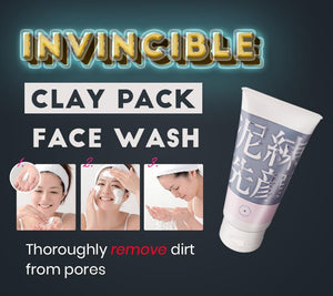 Itten Clay Pack Face Wash