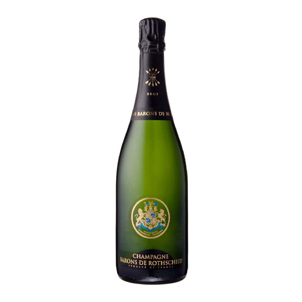 Barons De Rothschild Brut, Champagne, France, 750ml