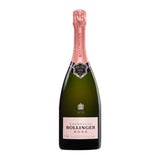 Bollinger Rosé, France, Champagne, 750ml