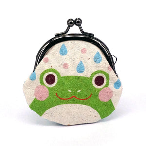 Animal Snap Lock Purse - Frog