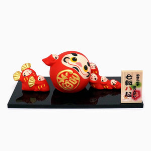 Nanakorobi-Yaoki - Daruma (Fall down seven times, rise again eight times)