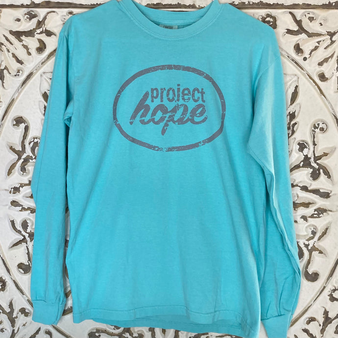 Long Sleeve Tshirt Project HOPE