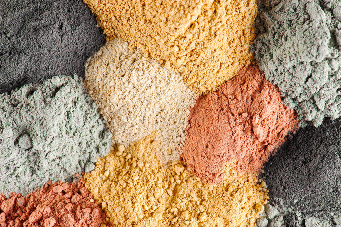 Ingredient Spotlight: Clays for Skin Care