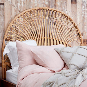 Bali Rattan Headboard (Super King)