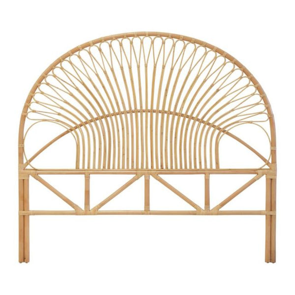 Bali Rattan King Size Headboard  - The Rattan Company