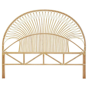 Bali Rattan Headboard Super King - The Rattan Company