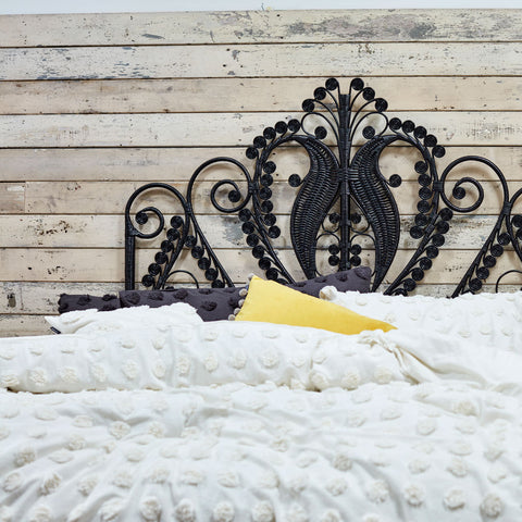 Black-Rattan-Peacock-Super-King-Headboard-The-Rattan-Company