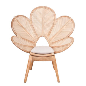Daisy Chair Natural - The Rattan Company