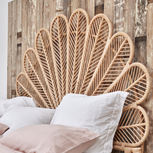 Daisy Headboard - The Rattan Company