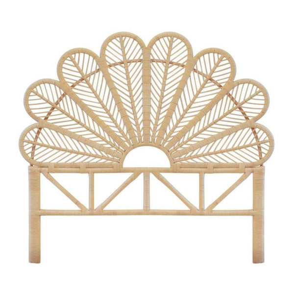 Daisy Luxury Double Bed Headboard - The Rattan Company