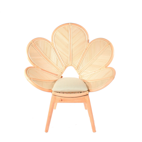 Kids Daisy Chair Natural