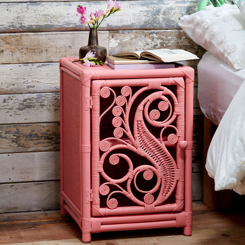 Peach-Rattan-Peacock-Bedside-Cabinet-The-Rattan-Company