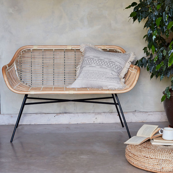 Rattan Java Sofa - The Rattan Company
