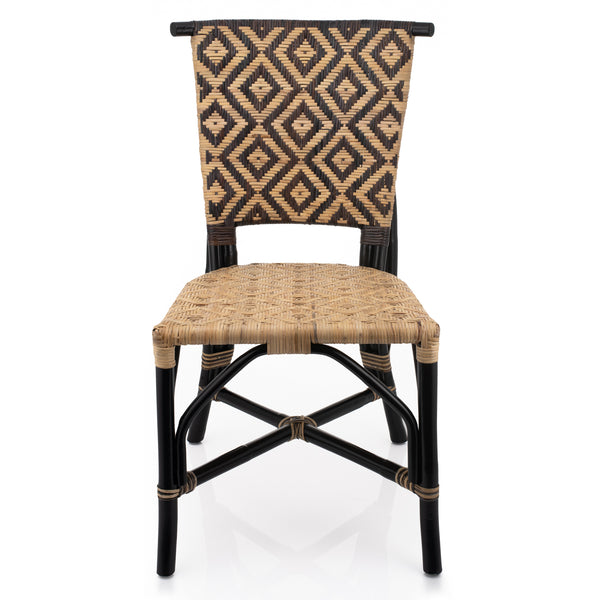 Bima Natural Rattan Dining Chair - The Rattan Company