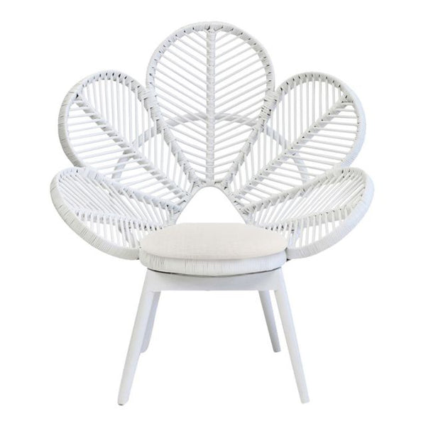 Petal Chair - White