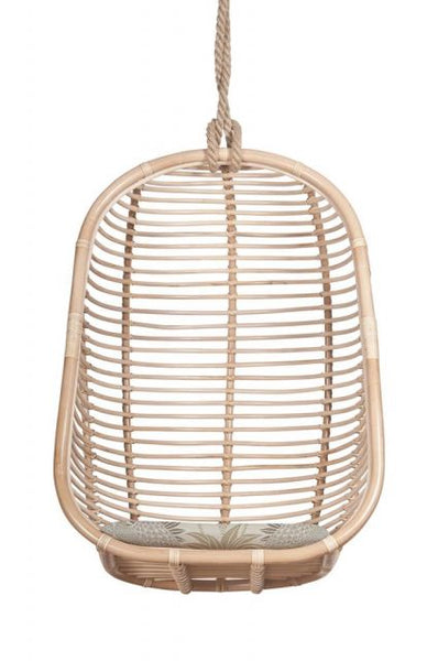 Zulu Hanging Chair - The Rattan Company