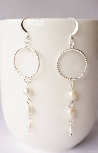 Birthday Gifts For Girls, FRESHWATER Pearl Earrings, Bridesmaid Gift For Women, Best Selling Items, Statement Jewelry, Mom Birthday Gift