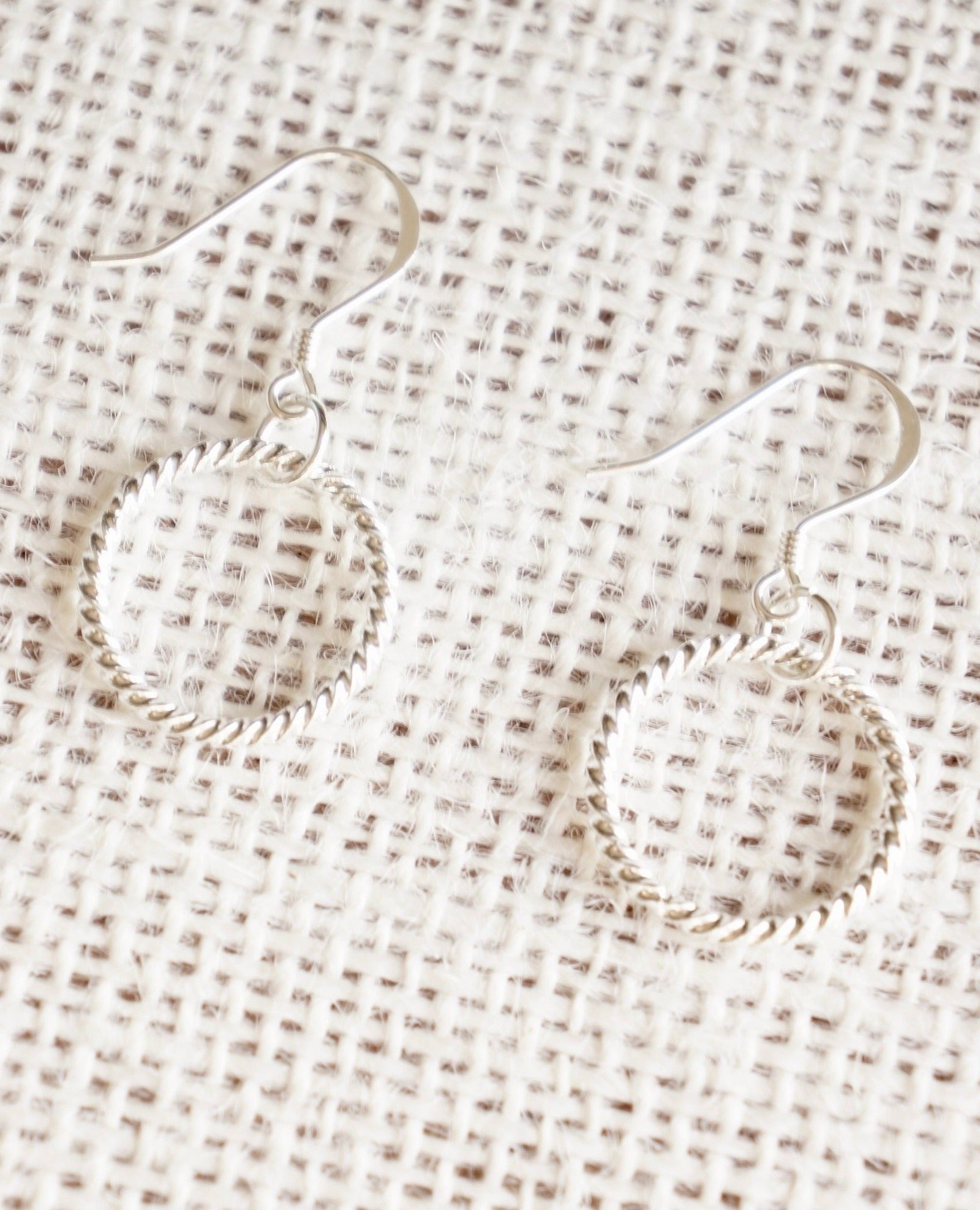 Bridesmaid Gift, Small Hoop Earrings, Endless Hoop Earring, Minimalist Jewelry, Birthday Gifts For Her, Teen Girl Gift, Best Selling Items