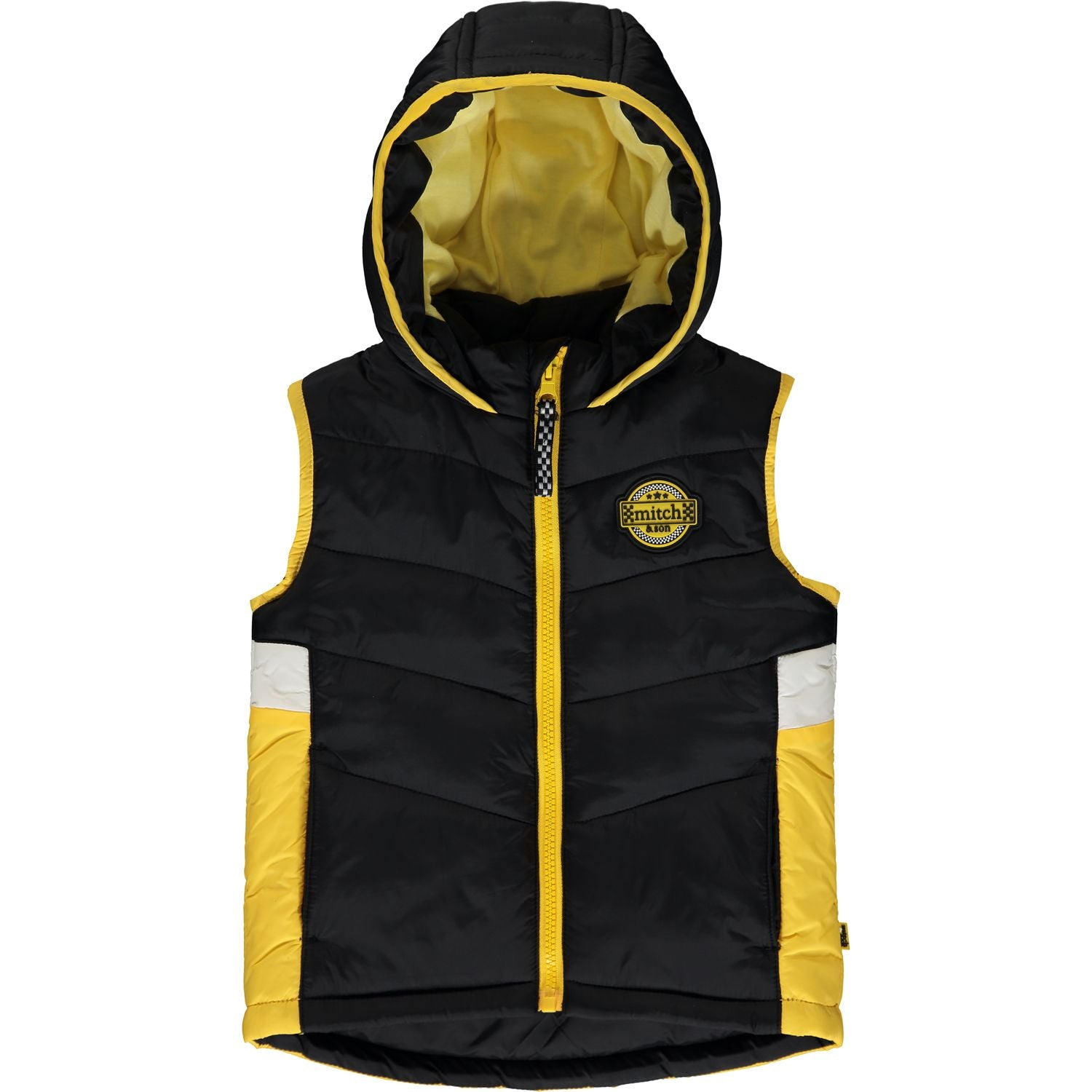 Mitch & Son padded gilet