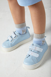 Baby Blue Mitch & Son Trainer