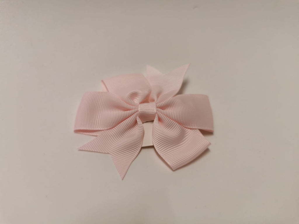 nude Pink bow