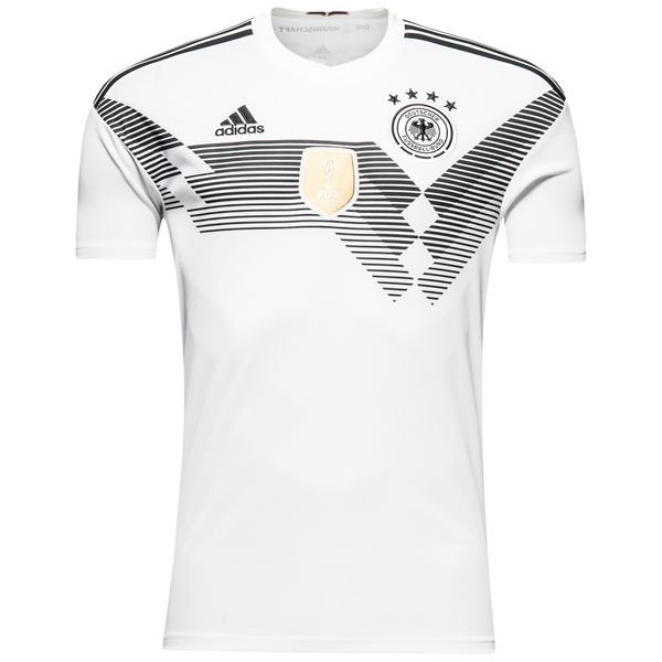 2018-19 Germany Home Shirt