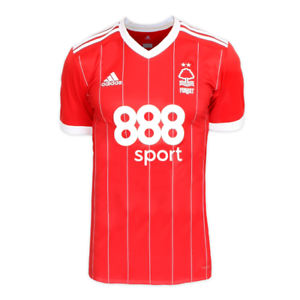 2016-17 Nottingham Forest Home Shirt *BNIB*