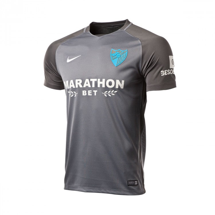 2017-18 Malaga Away Shirt *w/Tags*
