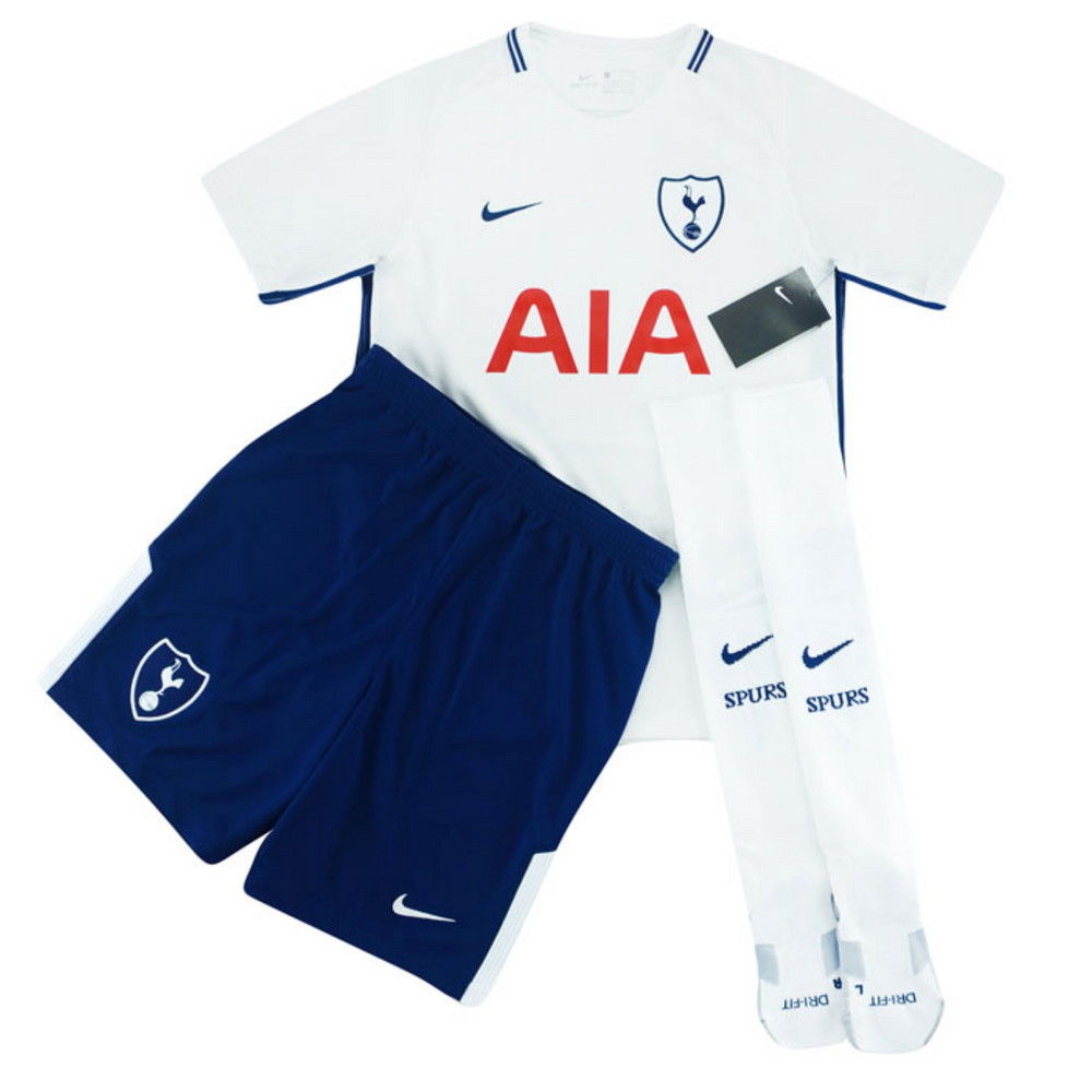 2017-18 Tottenham Home Full Kit *BNIB* KIDS